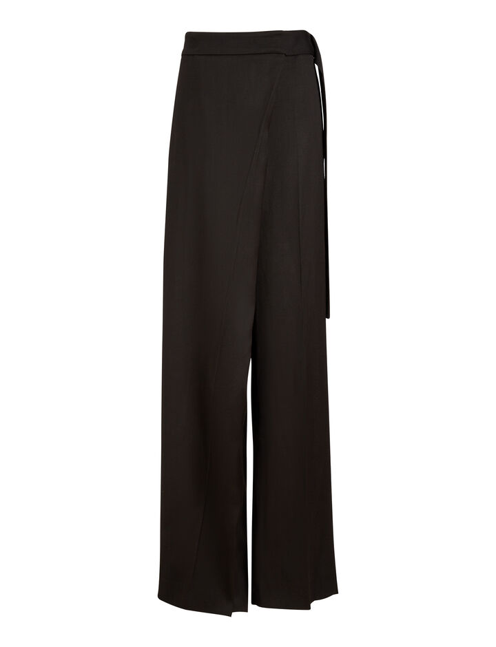 Joseph, Stanley Fluid Tailoring Trousers, in BLACK