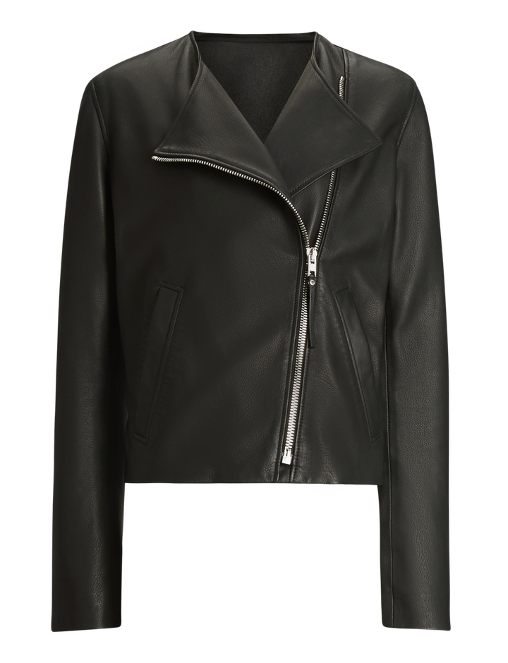 Joseph, Alto Scuba Leather Jacket, in BLACK