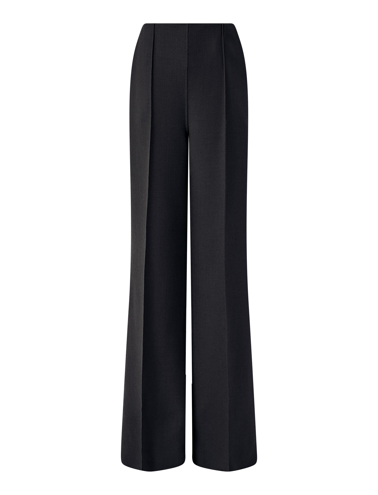 Joseph, Talou Stretch Double Face Trousers, in Navy