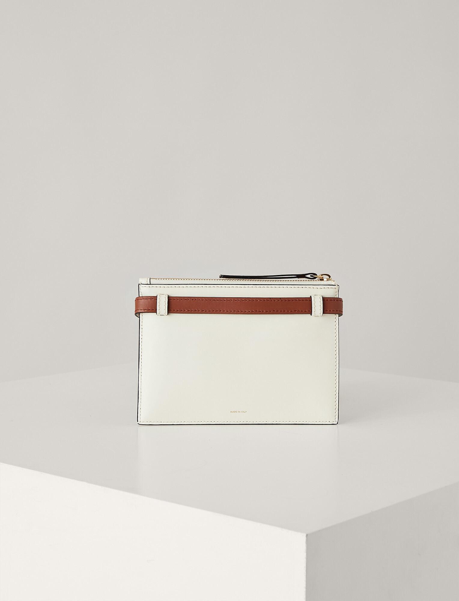 Joseph, Montmartre Leather Bag, in CREAM