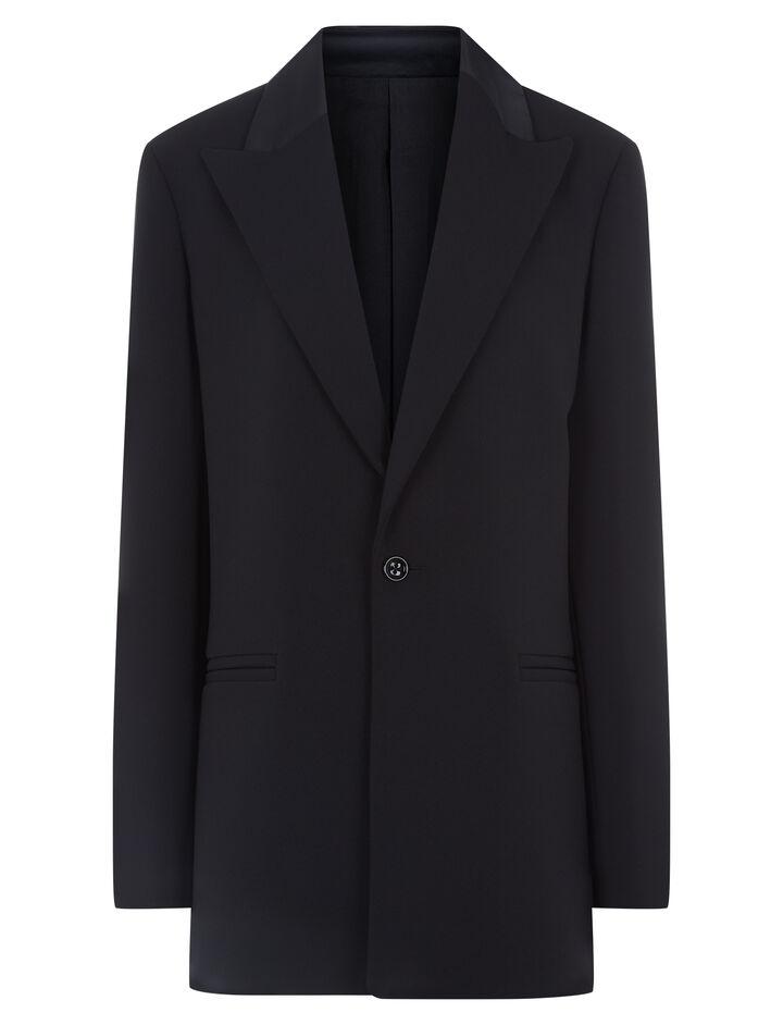 Joseph, Trenton Cady Stretch Jacket, in BLACK