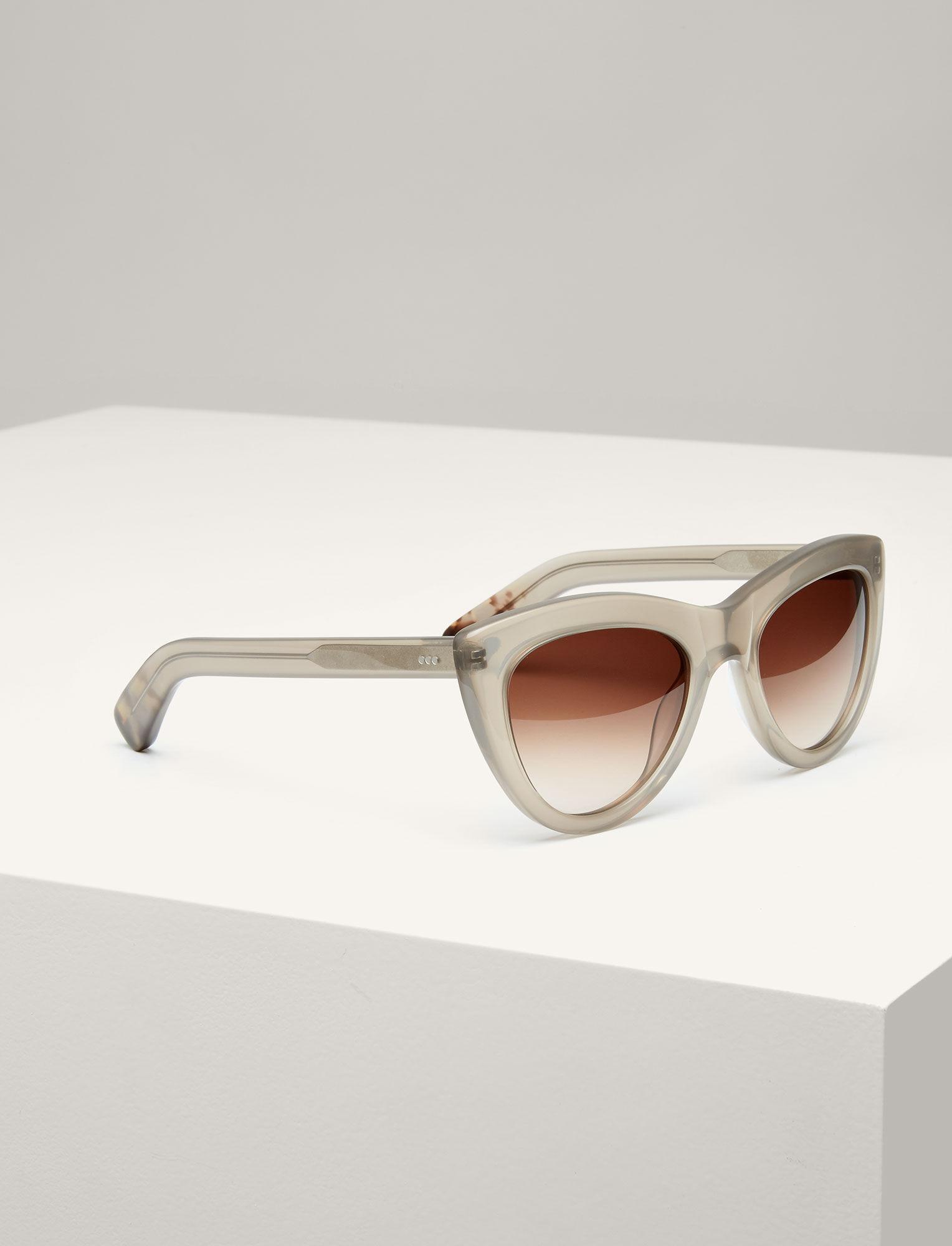 Joseph, Montaigne Sunglasses, in GREY