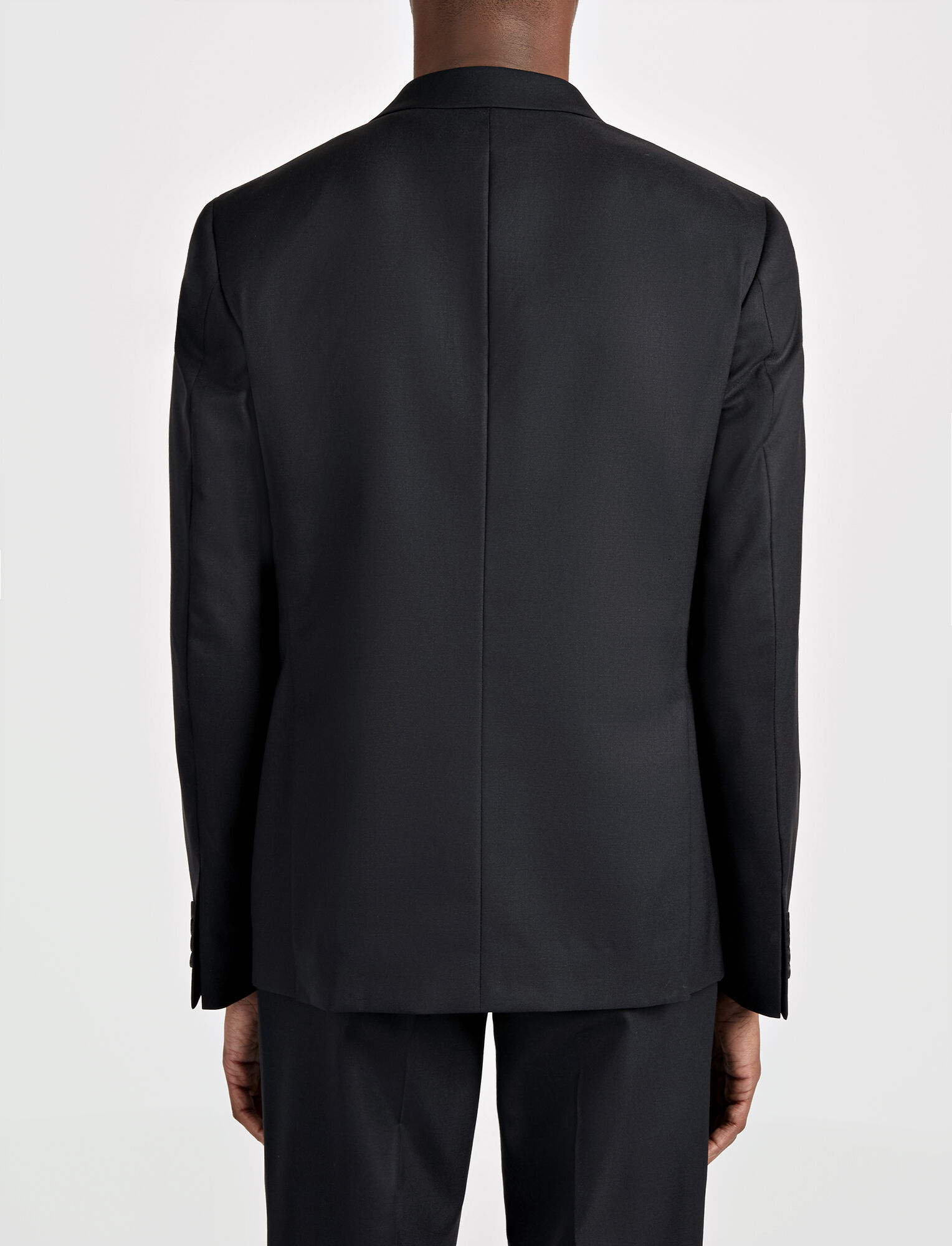 Joseph, Tropical Wool Davide Suit Jacket, in BLACK