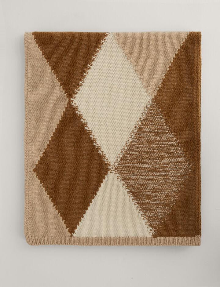 Joseph, Scarf Knitwear, in Linen Combo