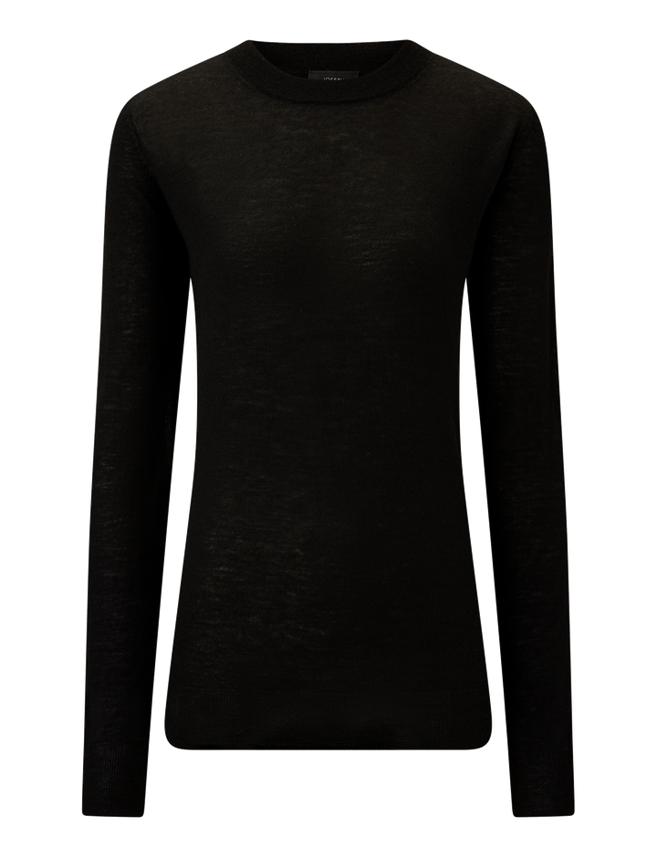 Joseph, Cashair Knit, in BLACK