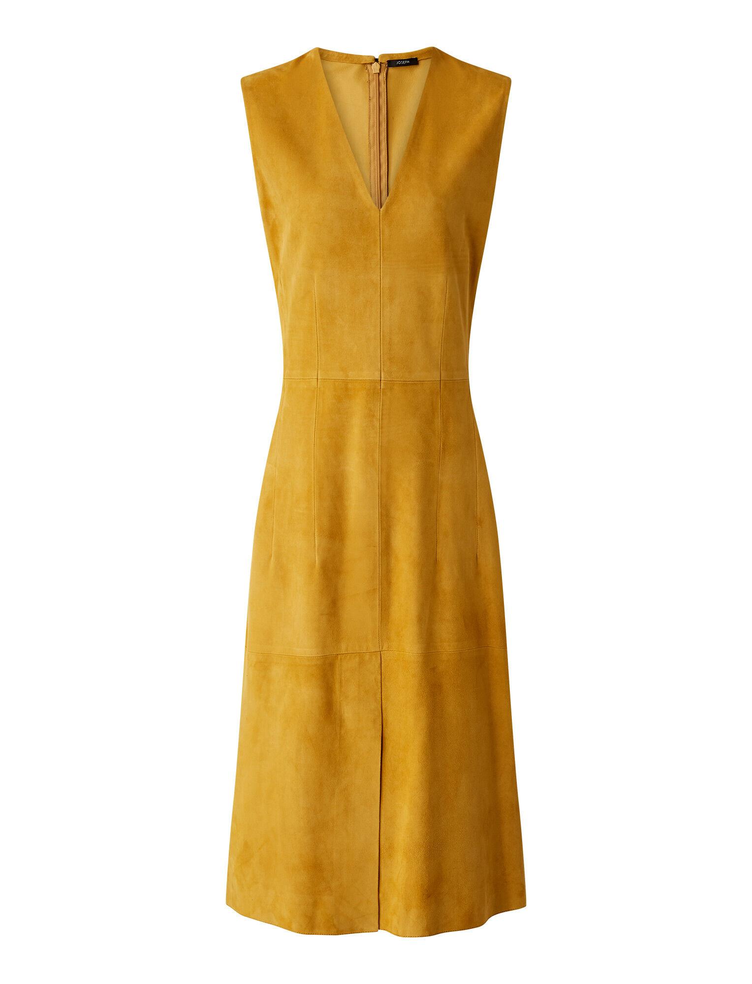 Joseph Midi dresses JOSEPH SUEDE NAPPA COVER DANTY DRESS