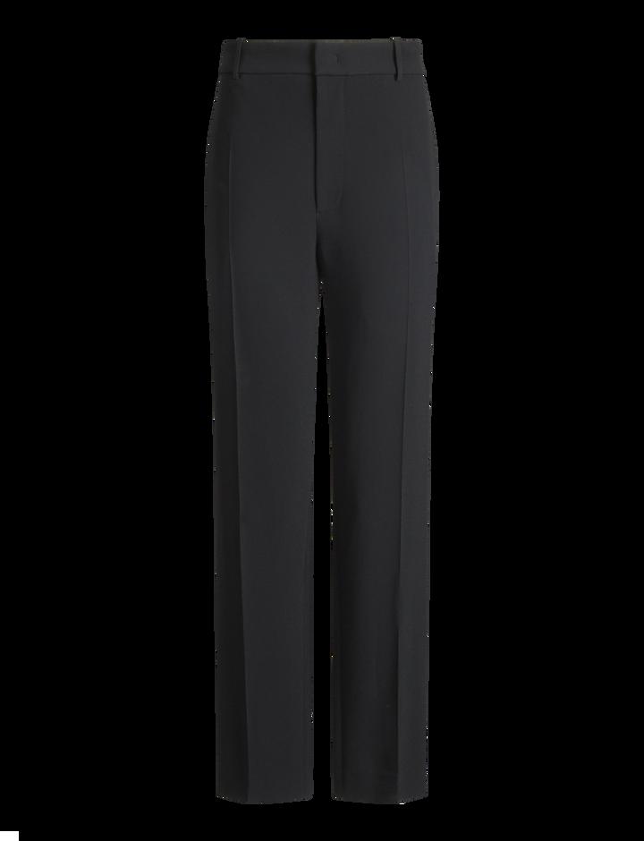 Joseph, Coman Stretch Acetate Viscose Trousers, in BLACK