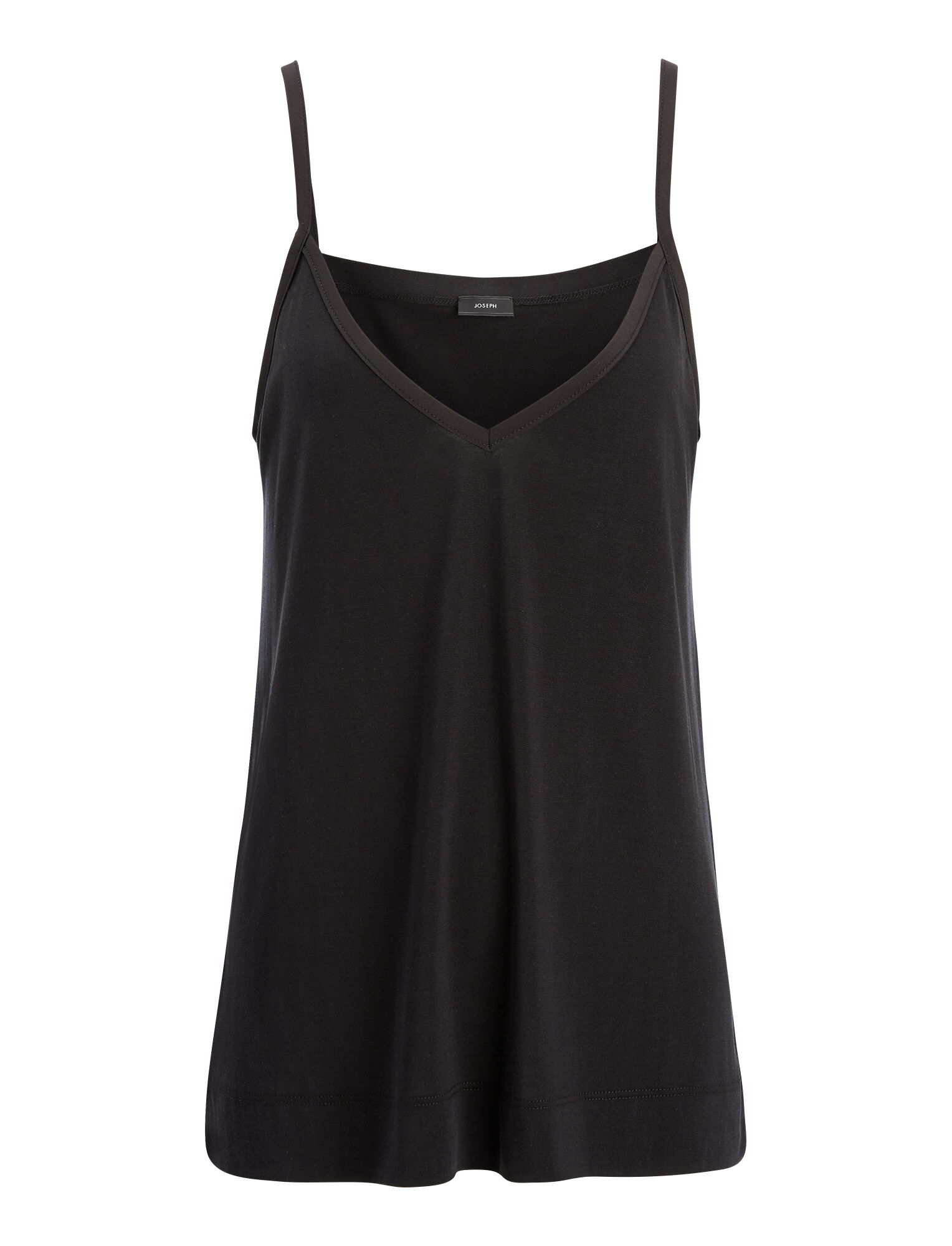 Joseph, Camisole Silk Jersey, in BLACK