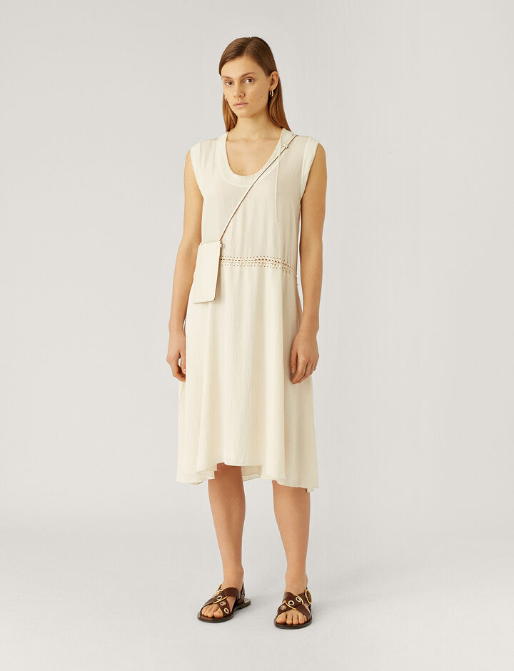 Joseph, Darcy-Washed Twill, in IVORY