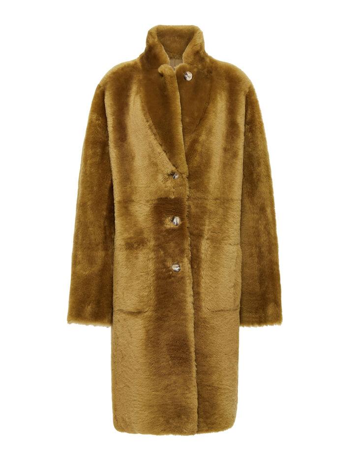 Joseph, Polar Skin Britanny Coat, in ARROWWOOD