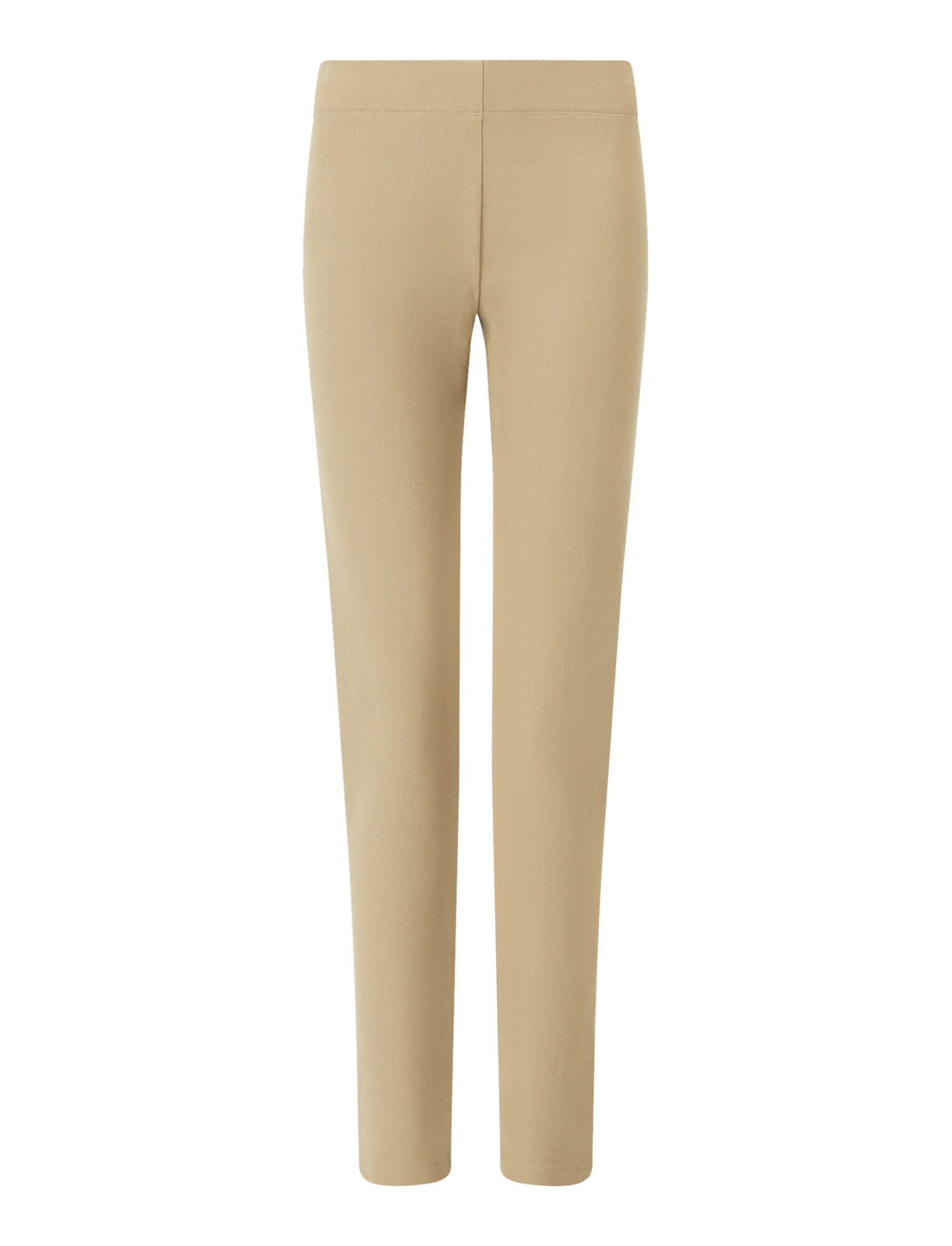 Joseph, Gabardine Stretch Leggings, in CAMEL