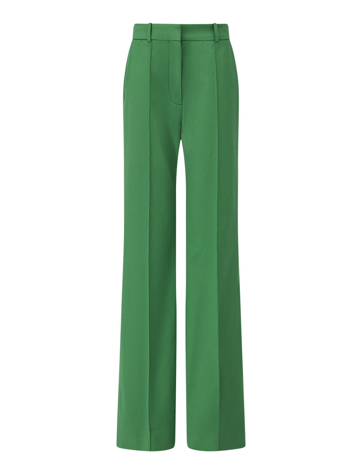 Joseph, Richard Double Cotton Stretch Trousers, in AMAZON