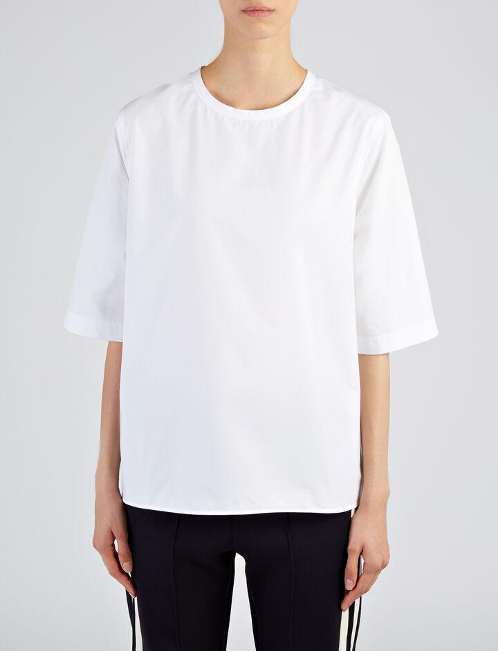 Joseph, Blouse Finn chemise blanche, in WHITE