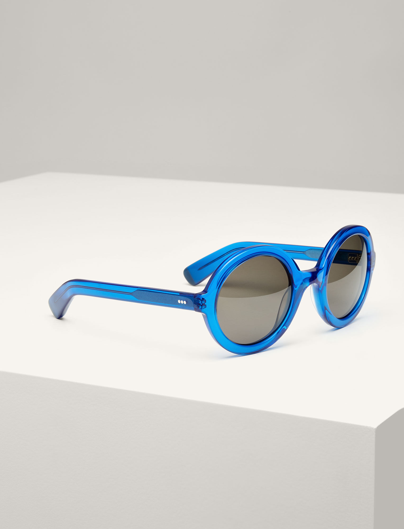 Joseph, Brook Sunglasses, in ELECTRIC BLUE