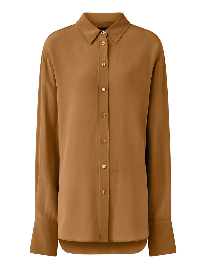 Joseph, Joe Cdc Blouses, in Cognac
