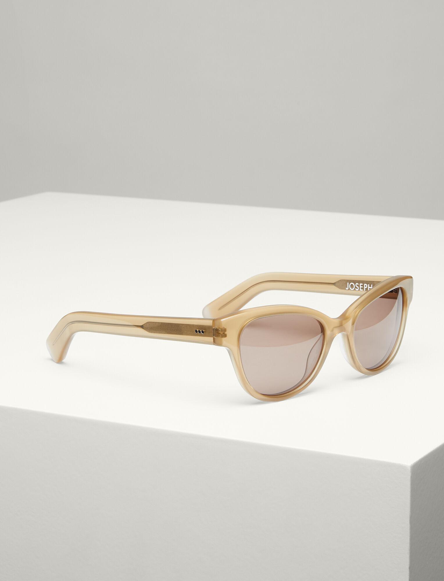 Joseph, Germain Sunglasses, in BEIGE