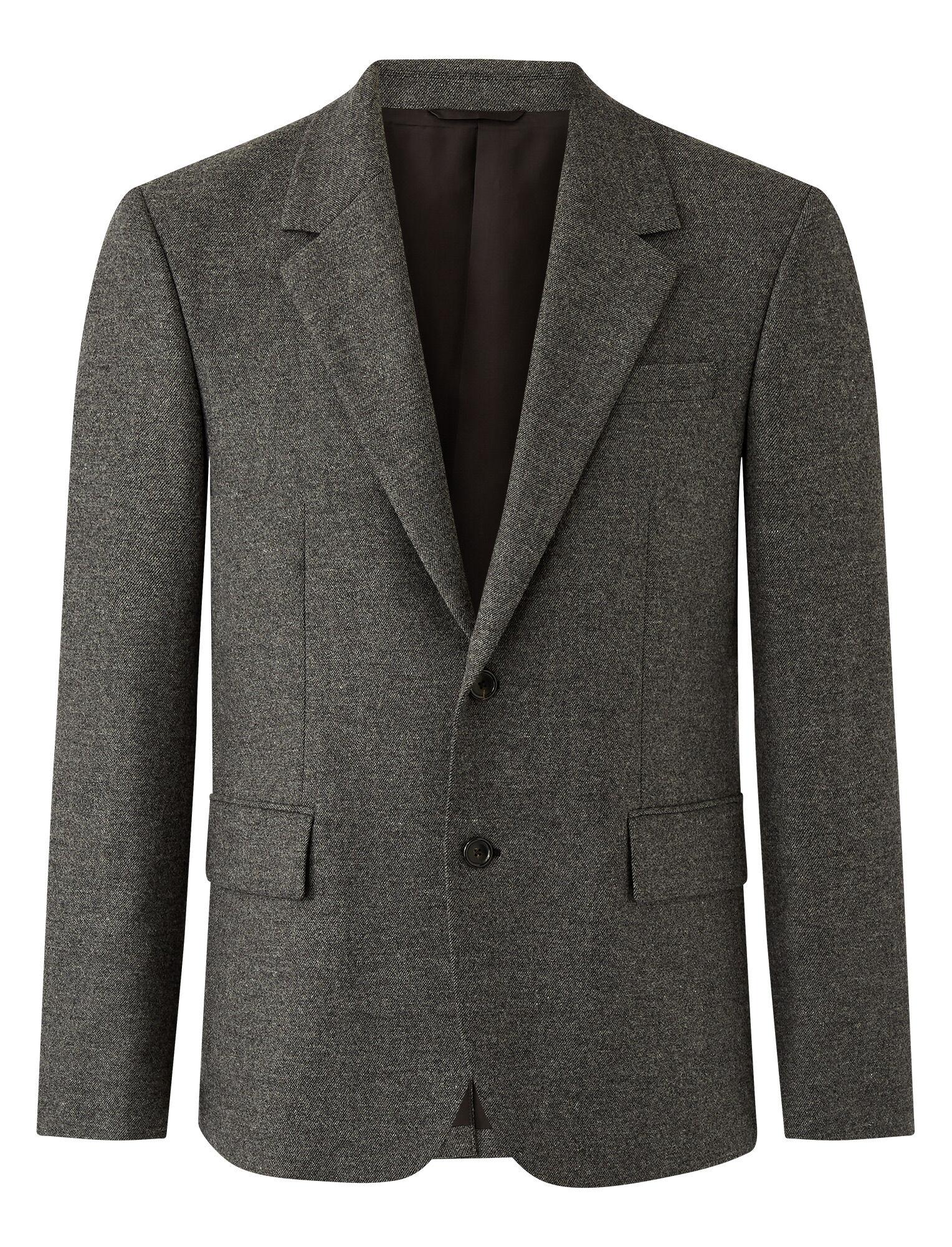 Joseph, Saxony Stretch Jacket, in Grey