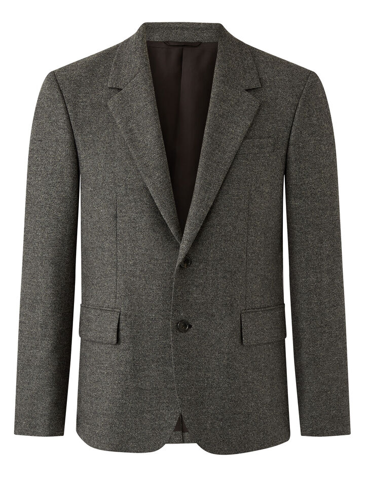 Joseph, Saxony Stretch Jacket Jackets, in Grey
