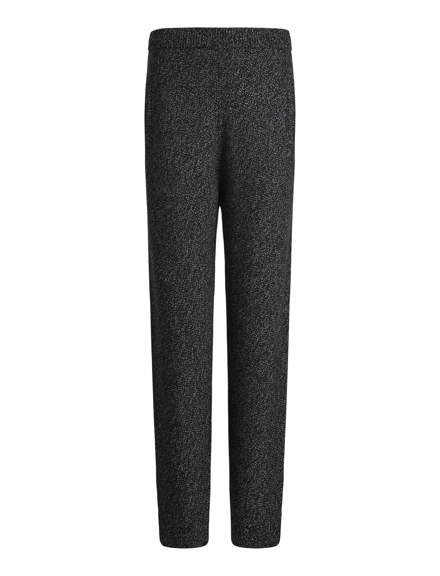 Joseph, Pantalon Jog en tricot Mouline, in CHARCOAL CHINE