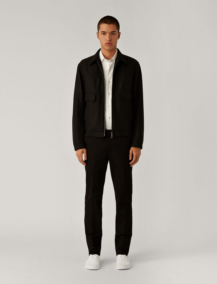 Joseph, Pure Cashmere Jacket Jackets, in Black