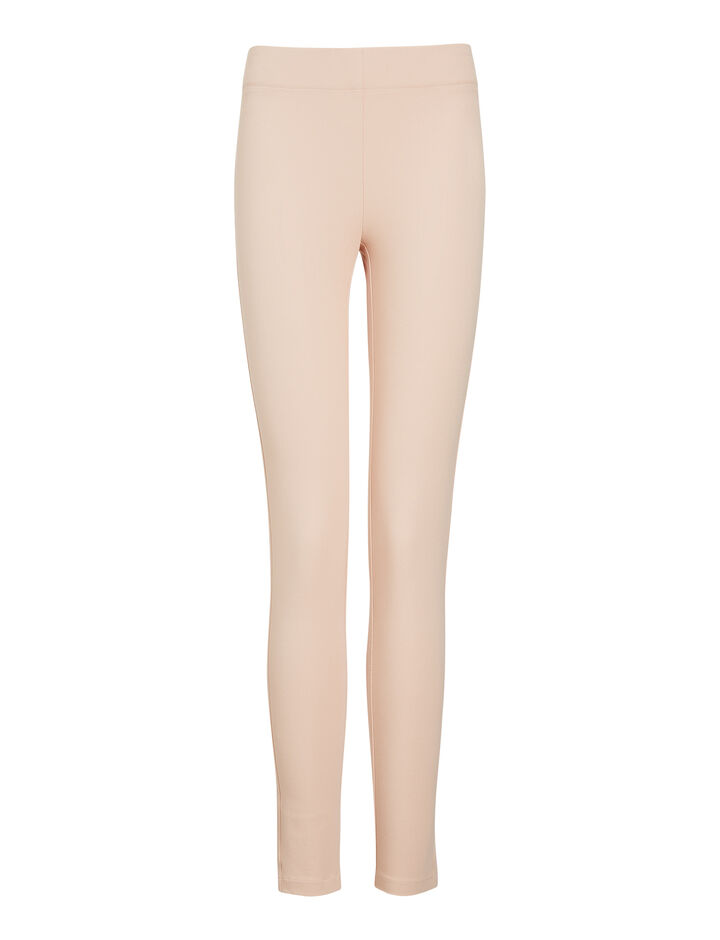 Joseph, Gabardine Stretch Legging, in OYSTER