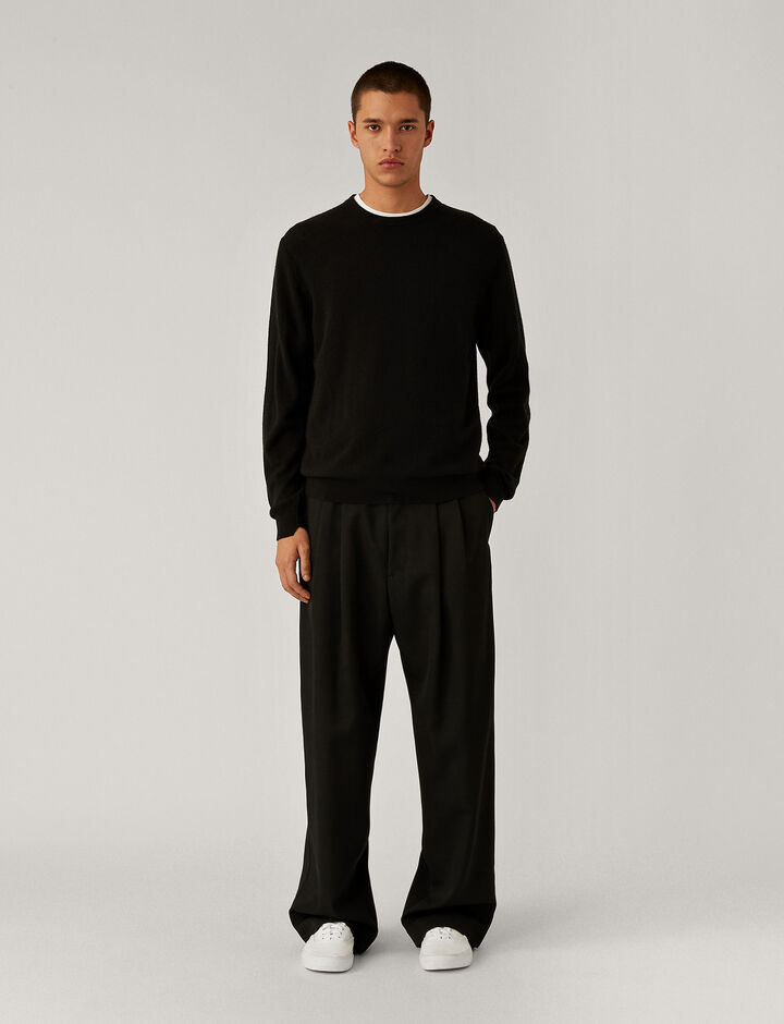 Joseph, Cashmere Knit Knitwear, in Black