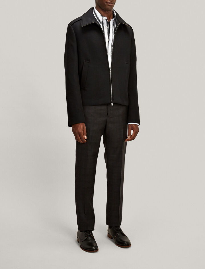Joseph, Michel Tailored Coat, in BLACK