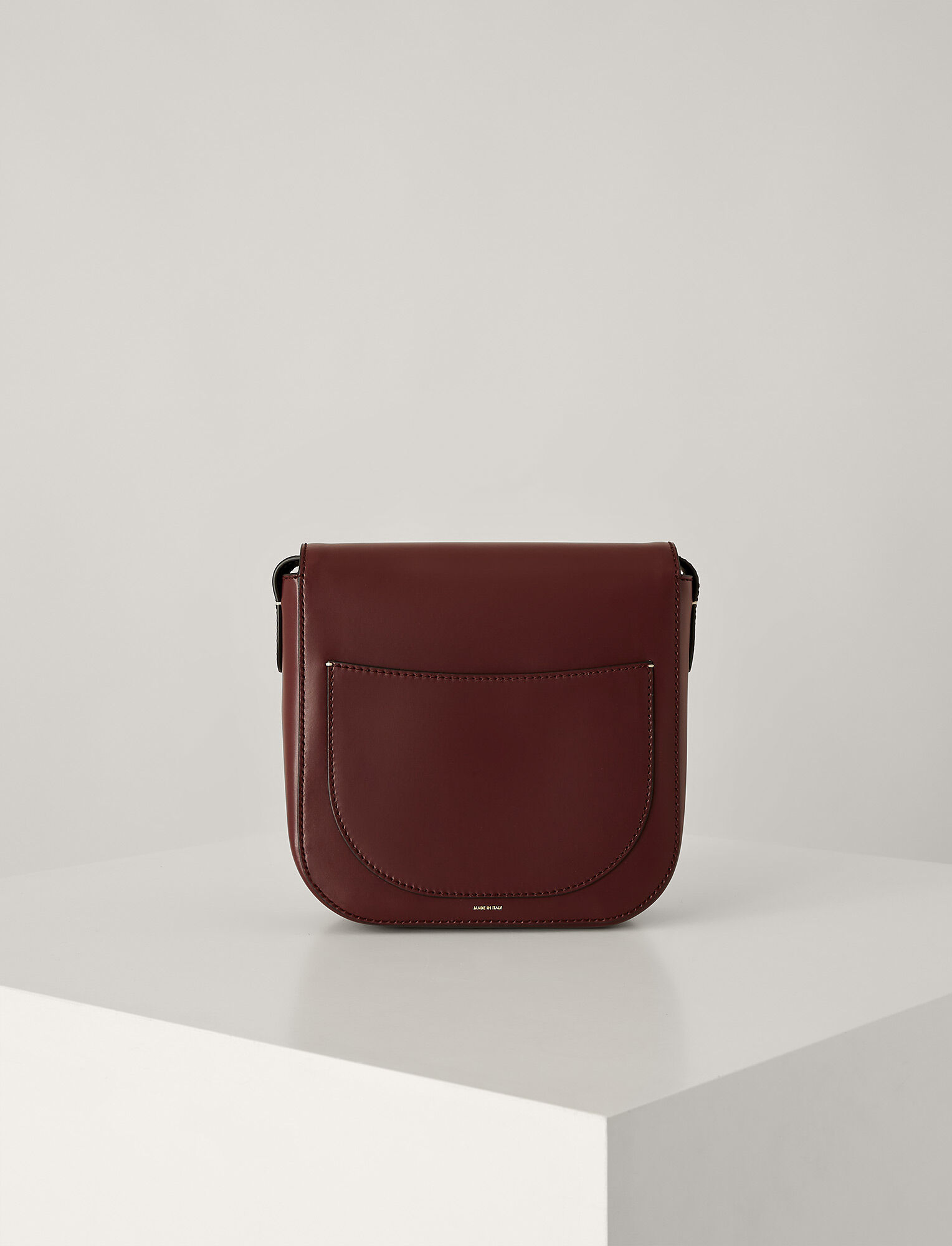 Joseph, Knight 25 Leather Bag, in GARNET