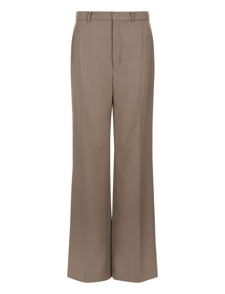 Joseph, Ferguson Fluid Wool Trousers, in FAWN