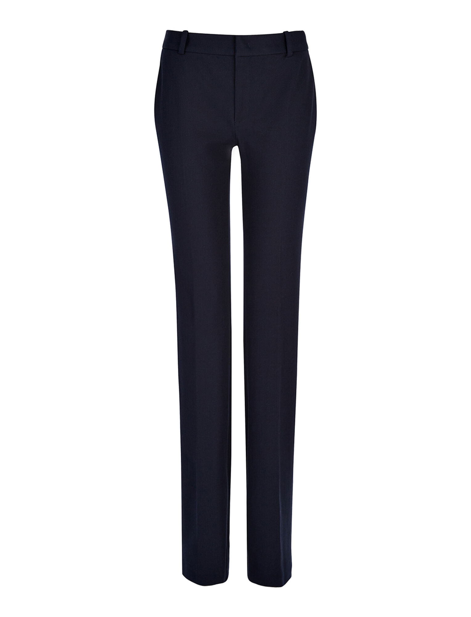 Joseph, Gabardine Stretch New Rocket Trouser, in NAVY