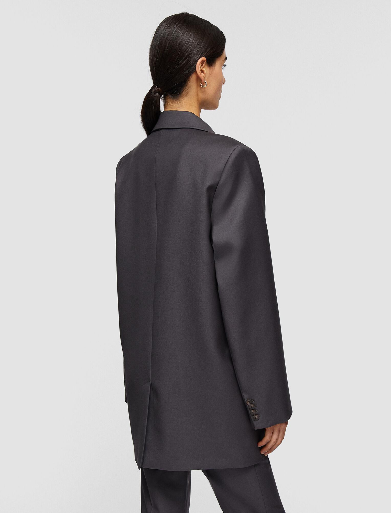 Joseph, Tailoring Wool Joni Jacket, in IRON