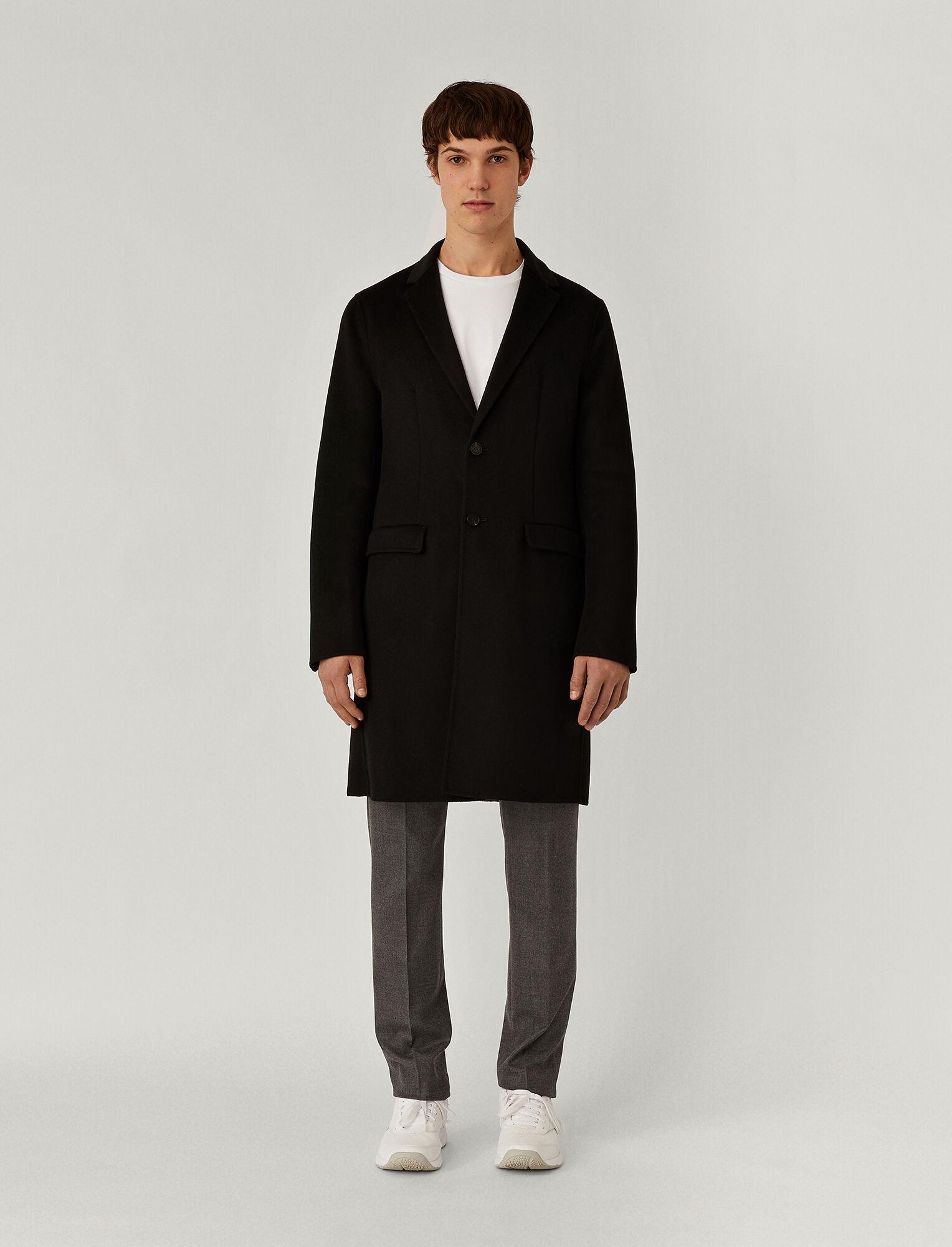 Joseph, Armand Double Cashmere Coat, in BLACK