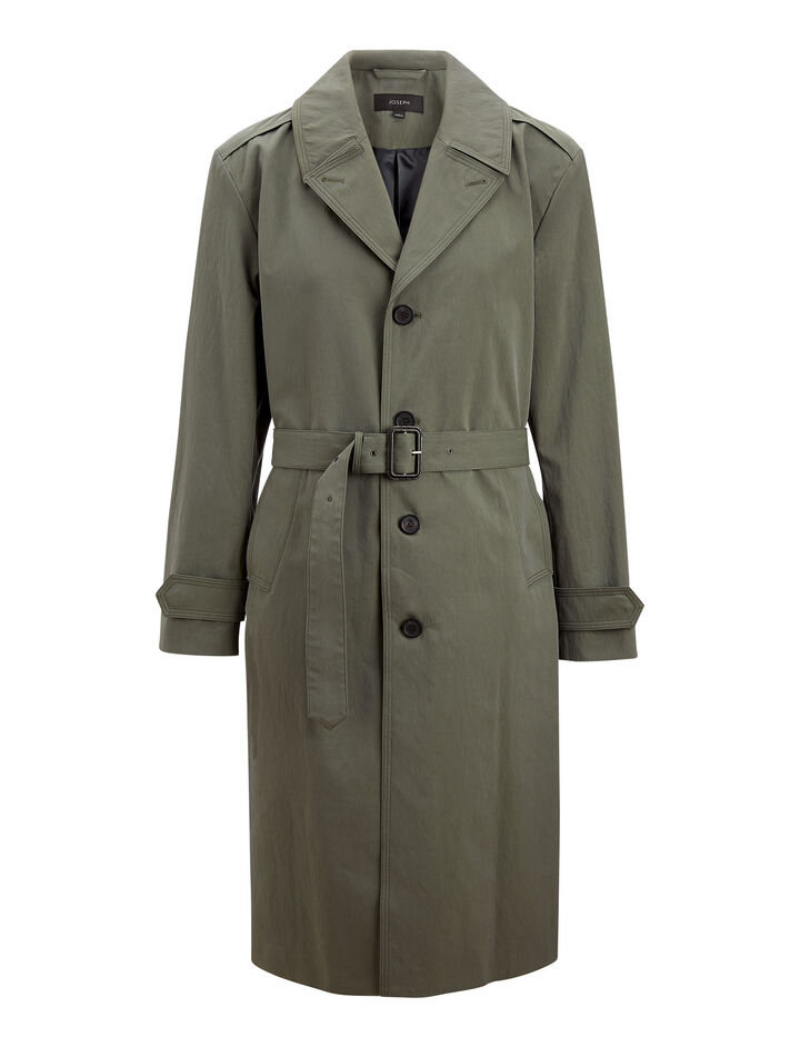 Joseph, Alexandre Trench Coat, in BERMUDA