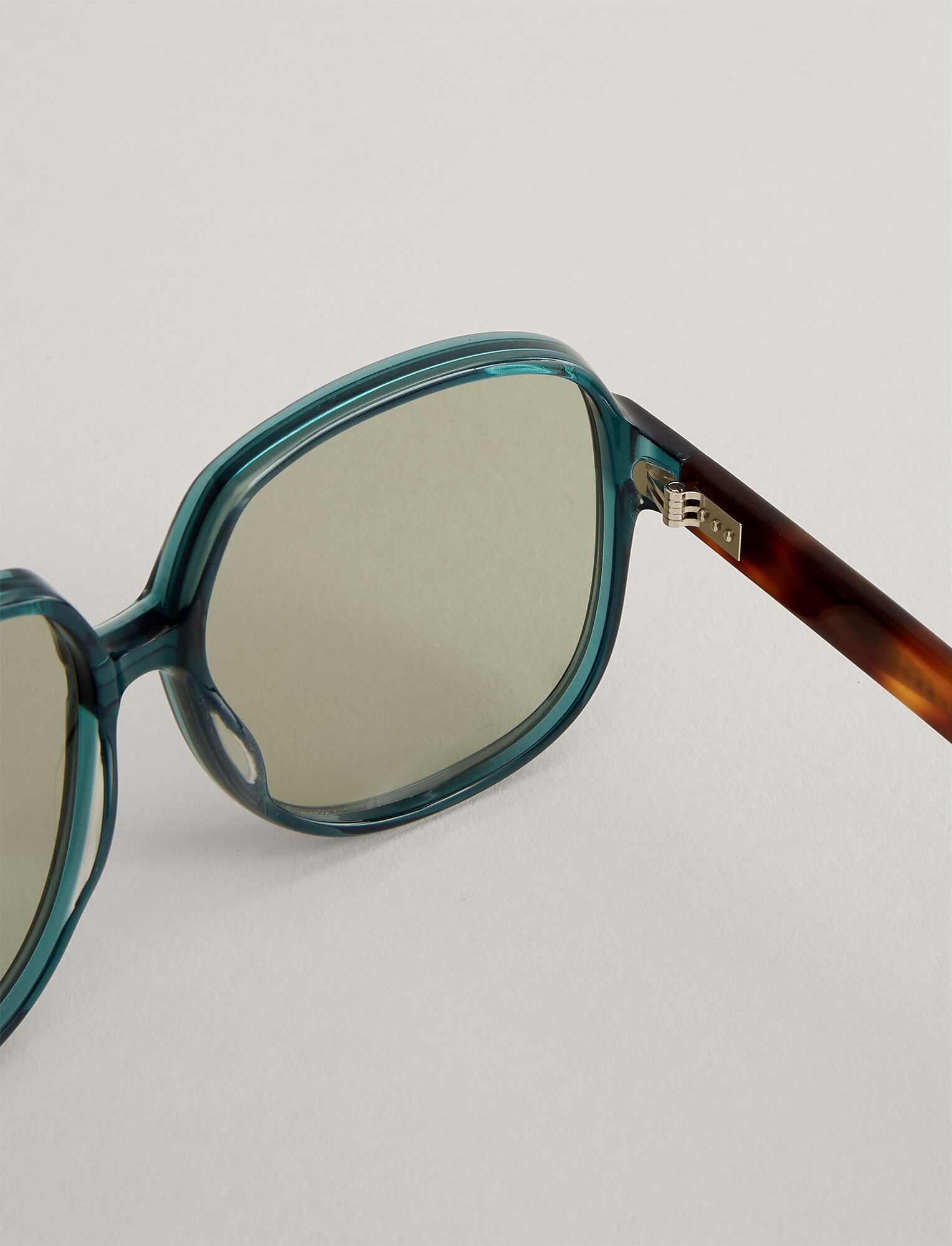Joseph, Fulham Sunglasses, in COBALT BLUE