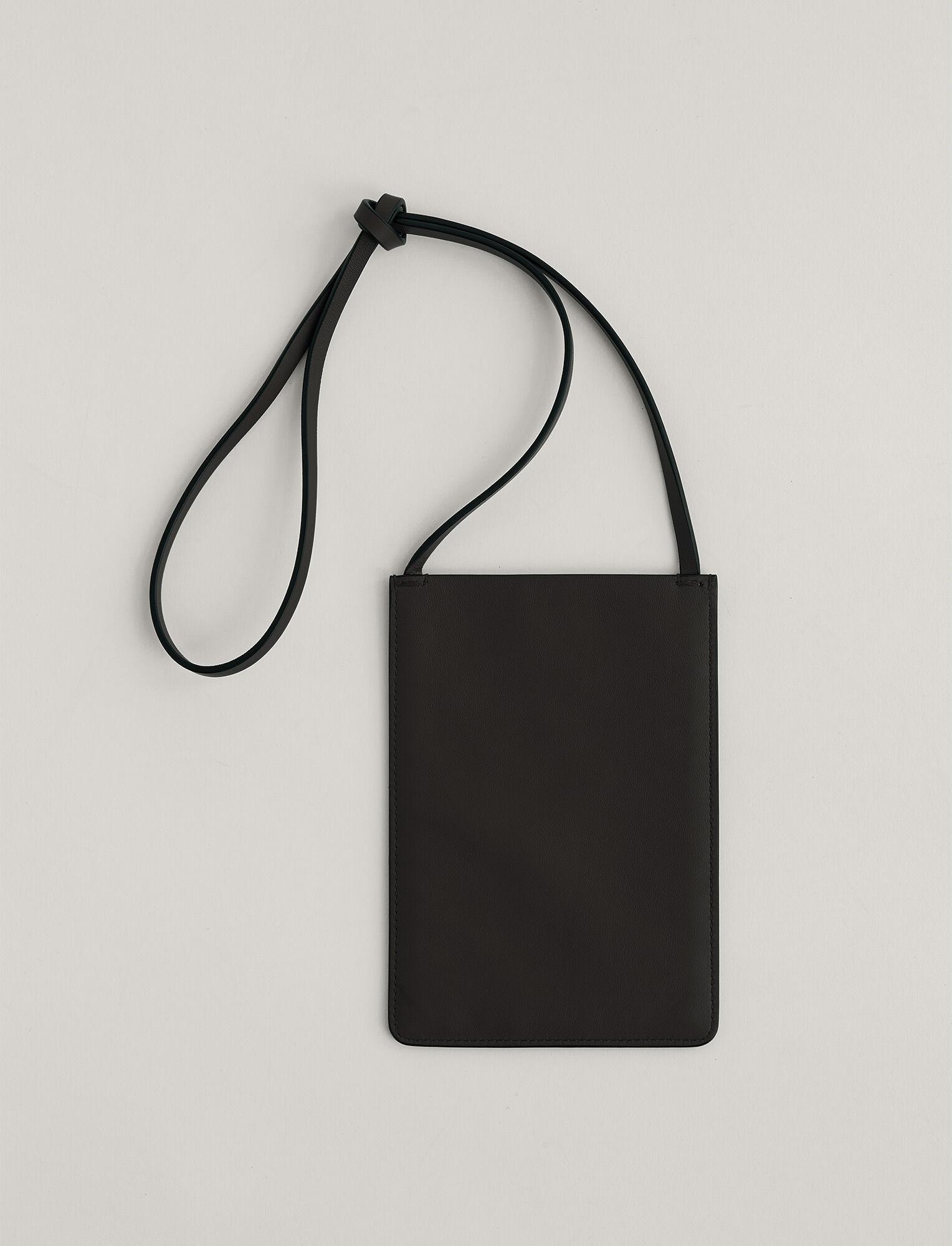 Joseph, Pocket Bag, in BLACK