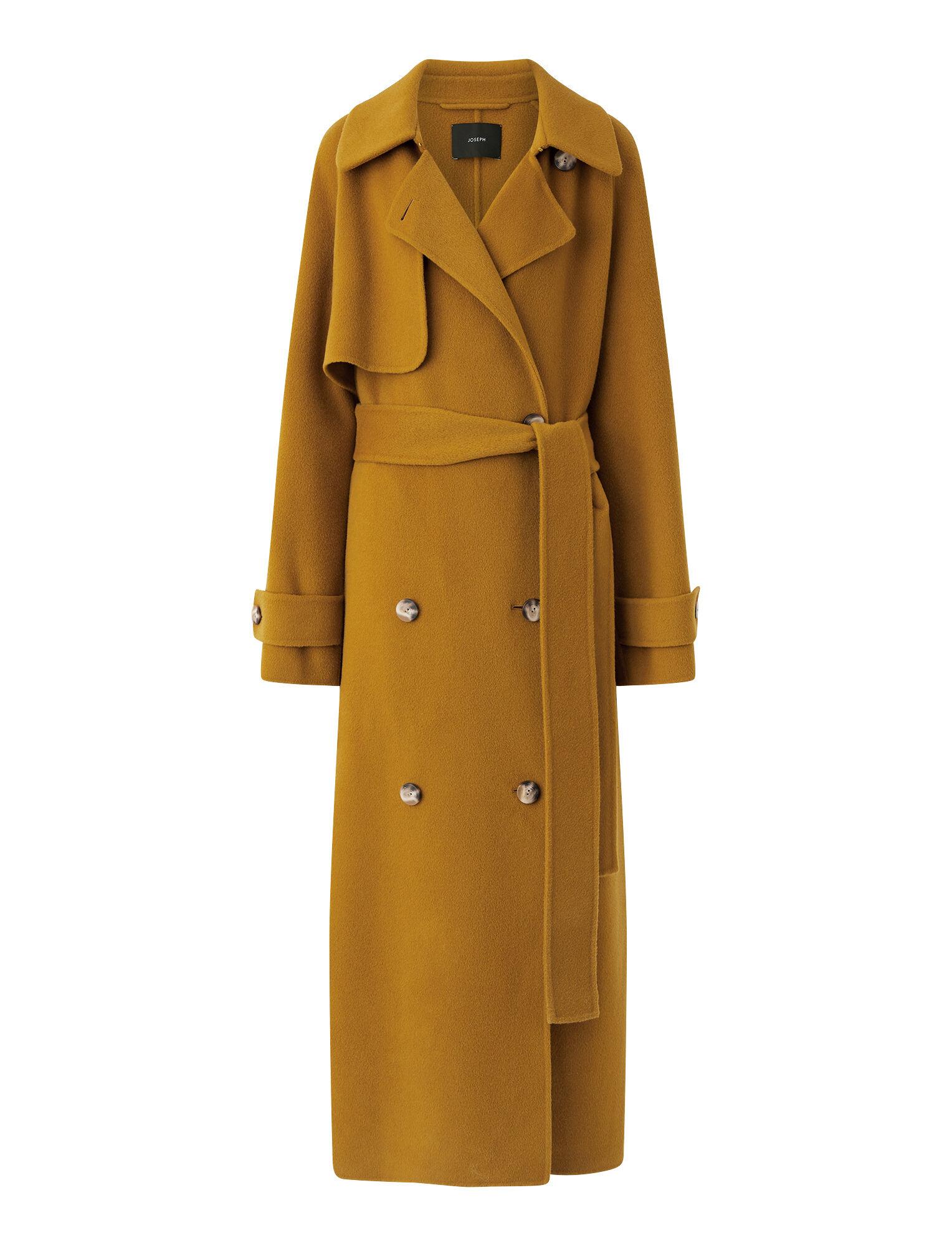 Joseph, Double Face Cashmere Colette Coat, in ARROWWOOD