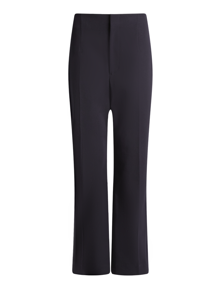 Joseph, Adabi Cotton Bi-Stretch Trousers, in NAVY