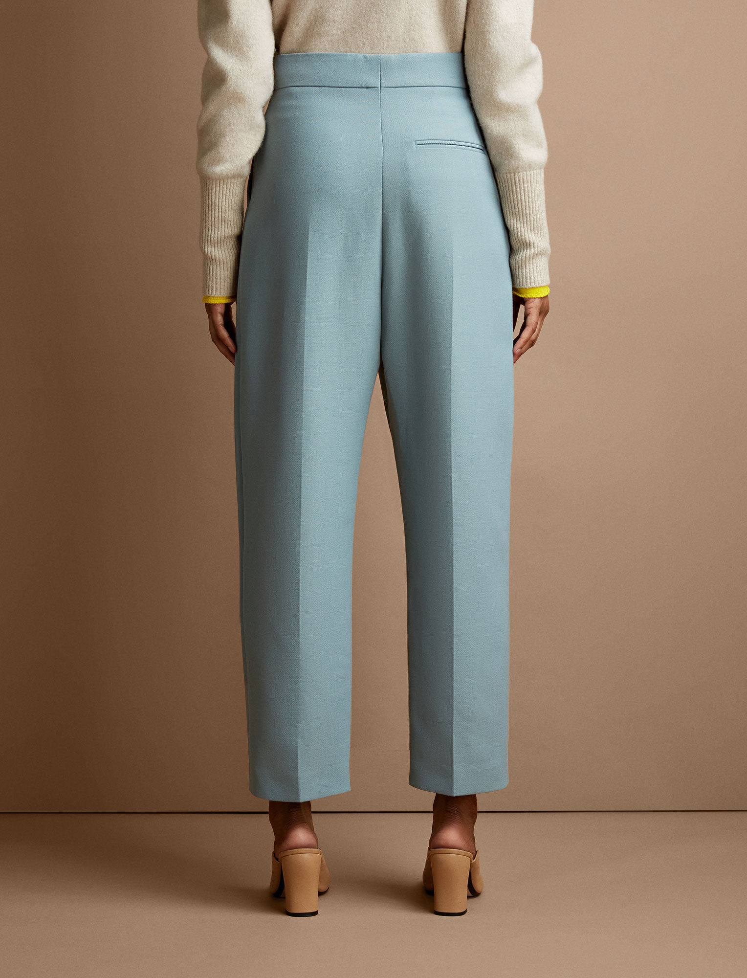 Joseph, Haim Tailoring Canvas Trousers, in MINT