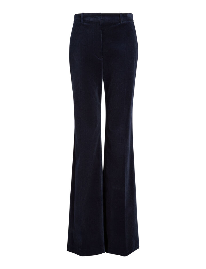 Joseph, Rone Fine Corduroy Trousers, in NAVY