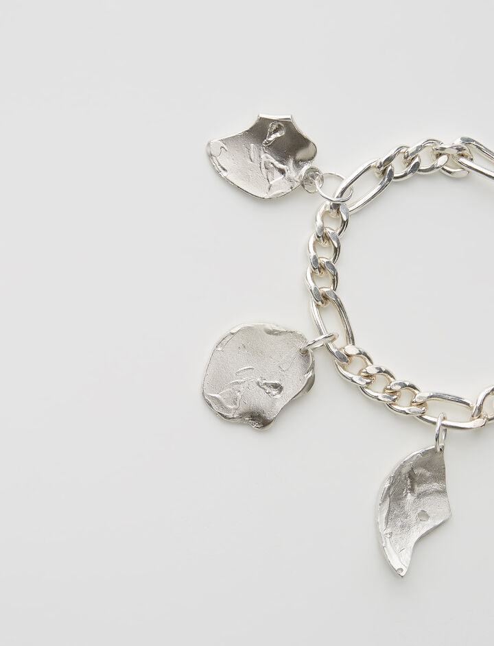 Joseph, The Found Talismen Bracelet, in SILVER