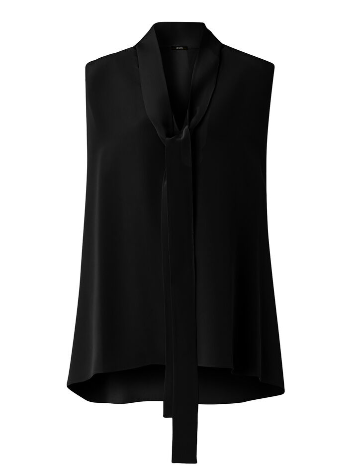 Joseph, Batin Blouses, in Black