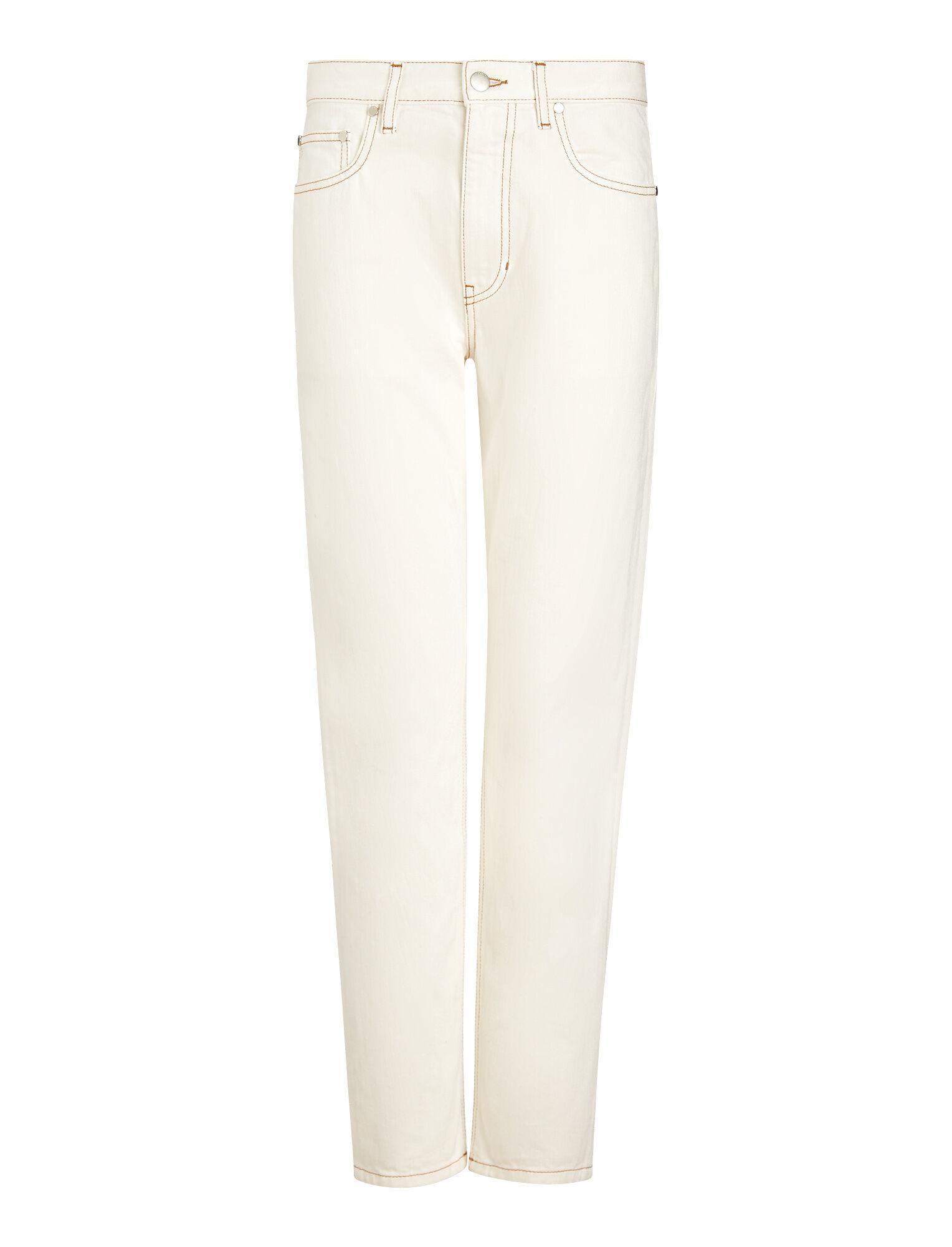 Demin En Kemp Kemp Pantalon Kemp En Pantalon Demin Blanc En Blanc Demin Pantalon mNwOvnPy80