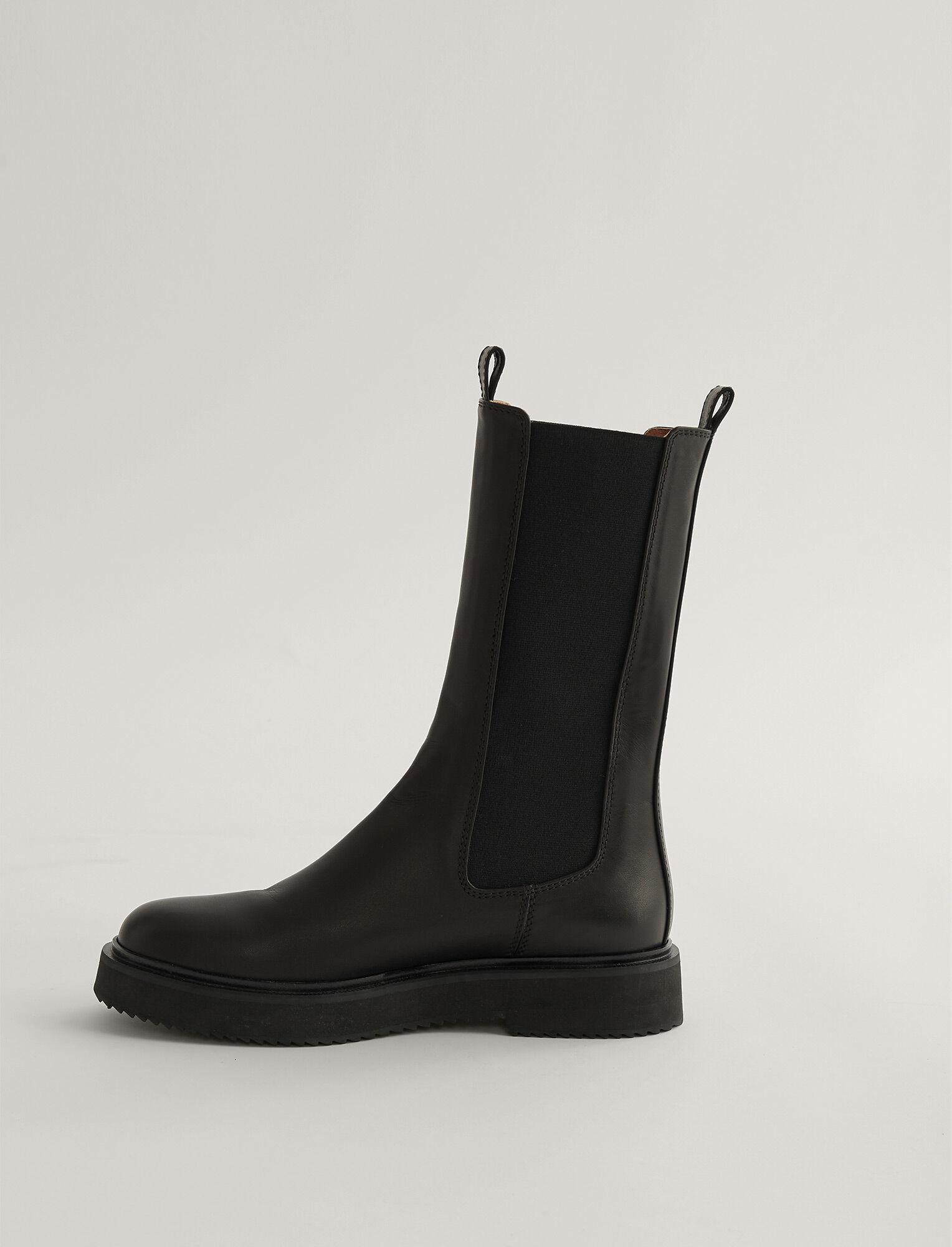 Joseph, British Chelsea Boot, in Black