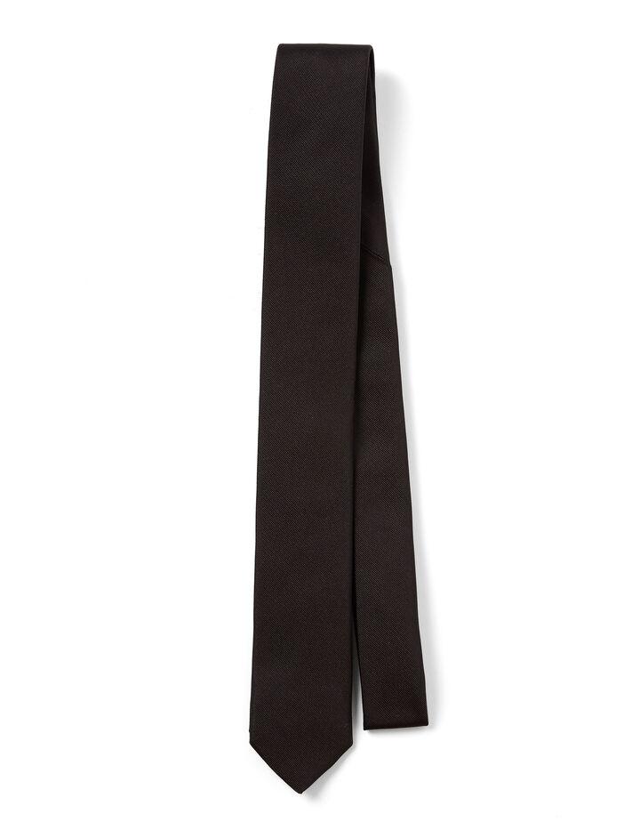 Joseph, Silk Tie, in BLACK