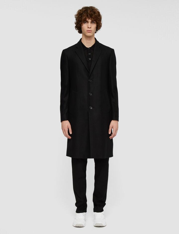 Joseph, Pure Cashmere Coat Coats, in Black