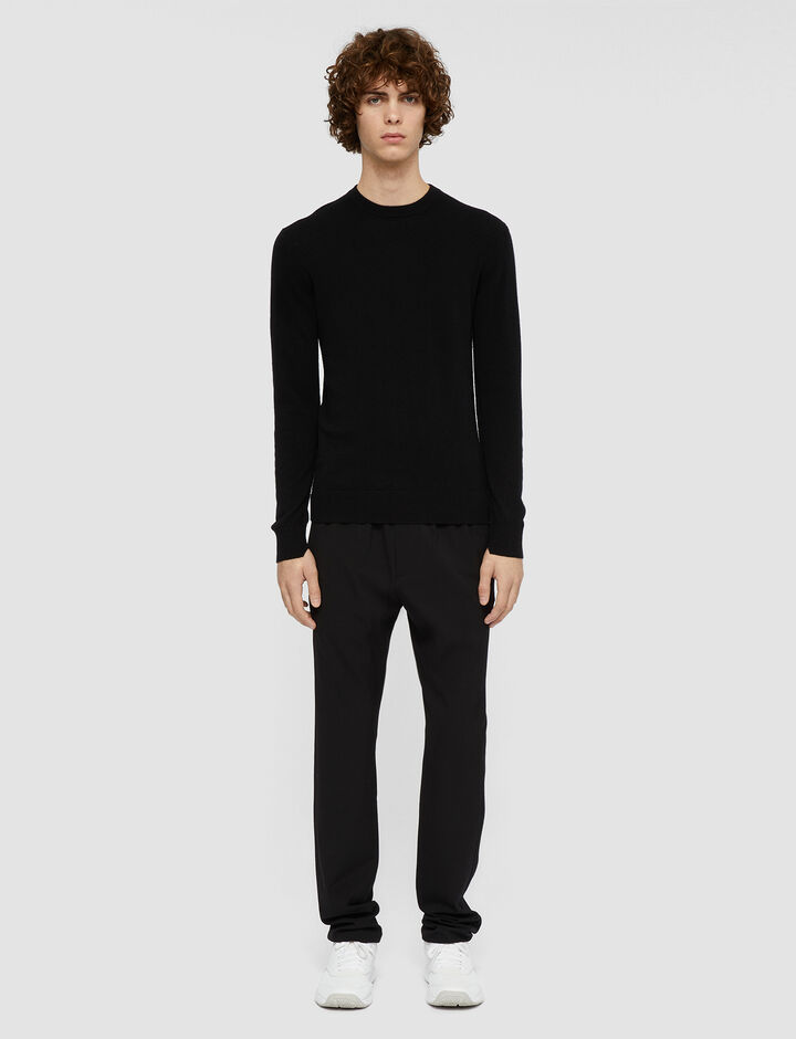 Joseph, Pure Cashmere Jumper, in BLACK