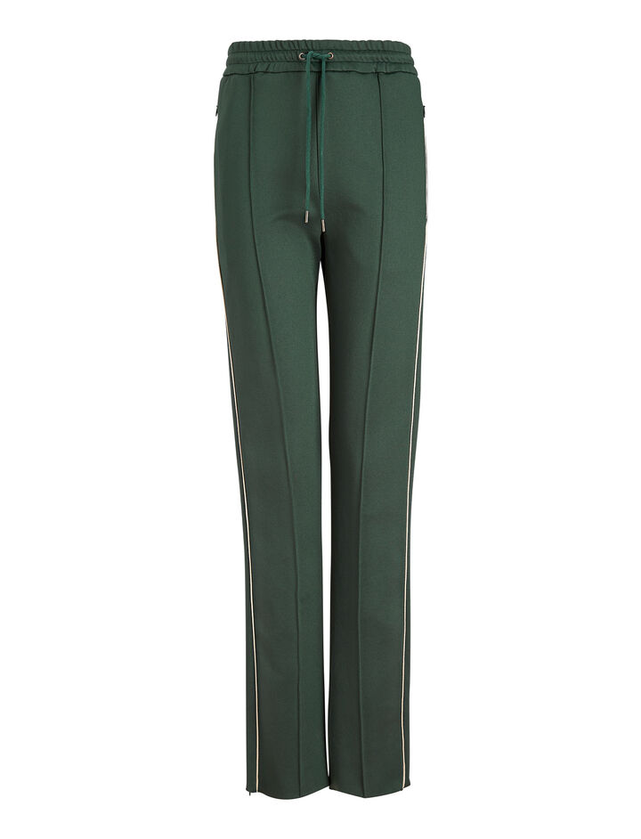 Joseph, Technical Jersey Trackpants, in LIGHT CLOVER