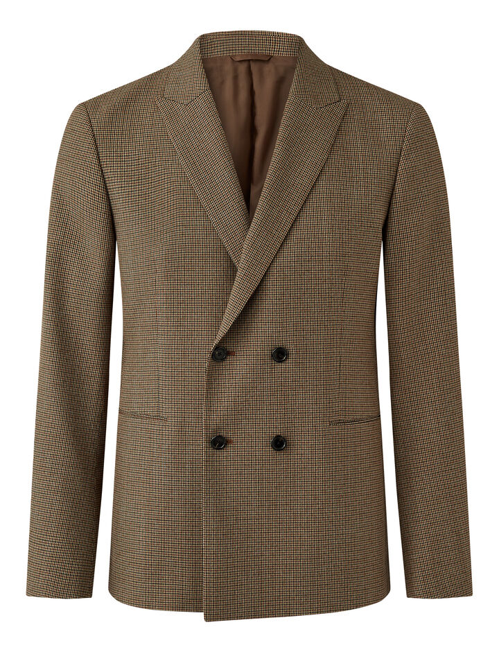 Joseph, Covert Gunclub Jacket Jackets, in Beige