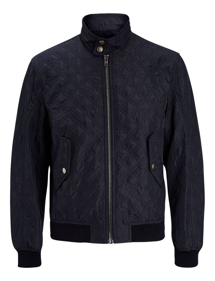 Joseph, Maurice Bomber Quilted Nylon Jacket, in NAVY
