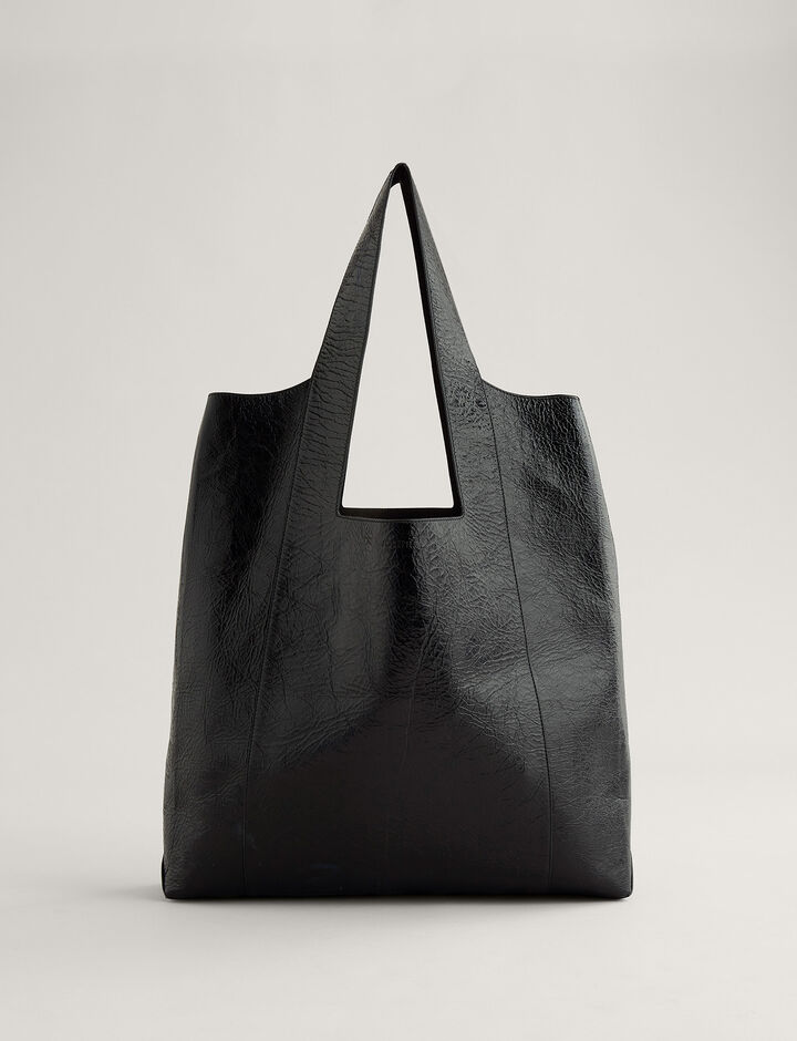 Joseph, Westbourne-Leather, in BLACK